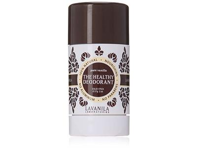 Lavanila The Healthy Deodorant-Pure Vanilla-2 ounce. - Image 1