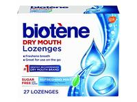 Biotene Dry Mouth Lozenges, Refreshing Mint, 27 ct - Image 2