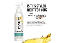 Pantene Smooth and Sleek Heat Protecting Spray, 8.5 Fluid Ounce - Image 4