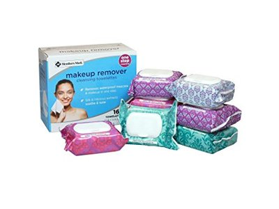 Member's Mark Makeup Remover Cleansing Towelettes, 160 ct