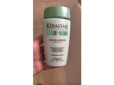 Kerastase Resistance Bain Volumifique Thickening Effect Shampoo, 8.5 oz - Image 3