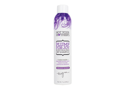 Not Your Mother's Plump For Joy Body Building Dry Shampoo, 7 oz