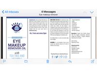 Eye Love Eye Makeup Remover with Tea Tree and Vitamin E, 1 fl oz - Image 5