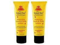 The Naked Bee Hand & Body Lotion, Pomegranate & Honey, 6.7 oz - Image 2