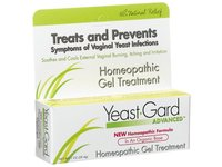 Yeastgard Advanced Homeopathic Gel, 1-Ounce Boxes (Pack of 3) - Image 2