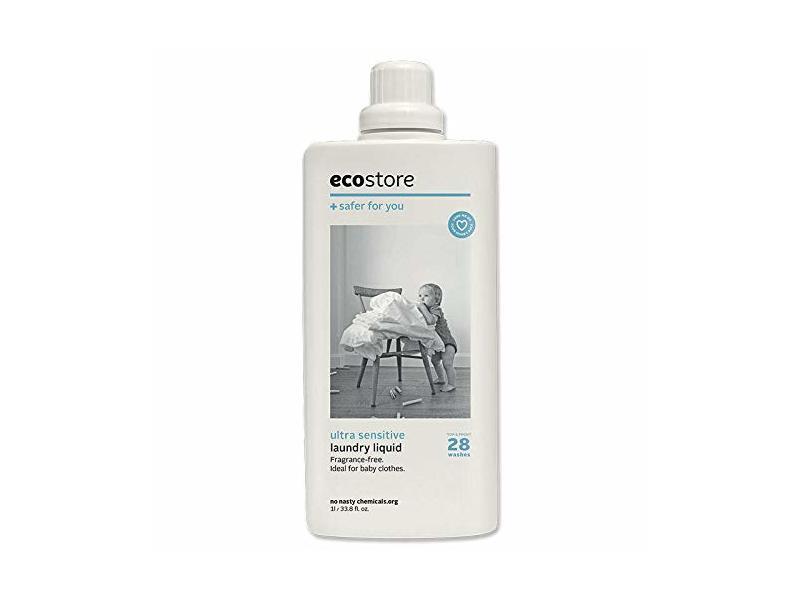 Ecostore Laundry Liquid Ultra Sensitive, 1L