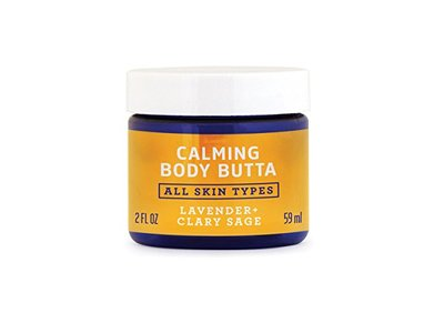 Fatco Calming Body Butta All Skin Types With Lavender and Clary Sage, 2 oz