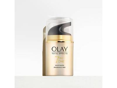 Olay Total Effects Face Moisturizer, Fragrance-Free