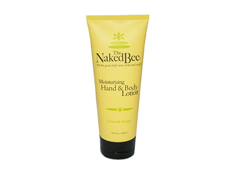 The Naked Bee Moisturizing Hand and Body Lotion, Citrus & Honey, 6.7 fl oz
