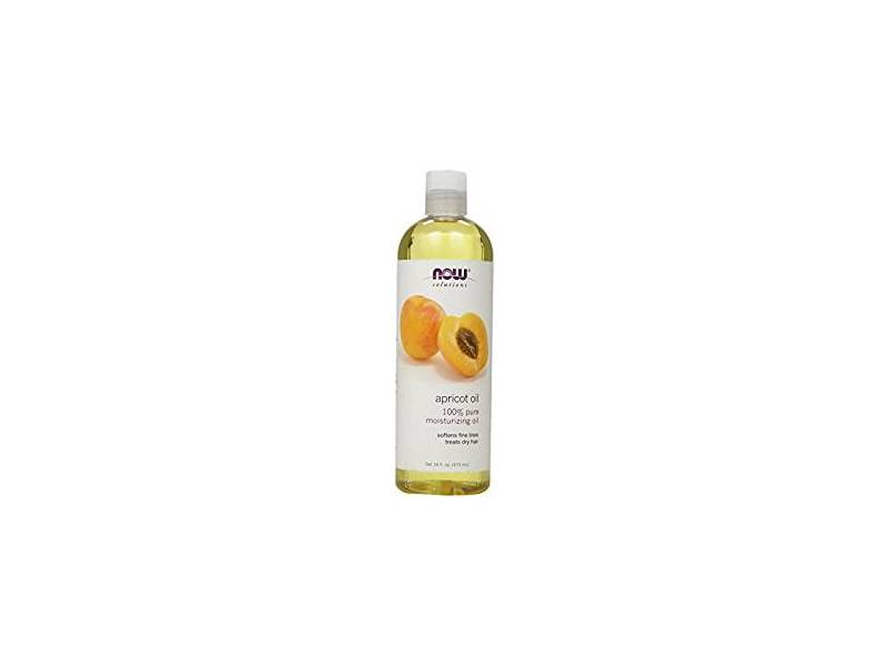 NOW Solutions Apricot Kernel Oil, 16 oz