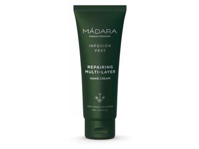 Madara Infusion Vert Repairing Multi-Layer Hand Cream, 75 mL