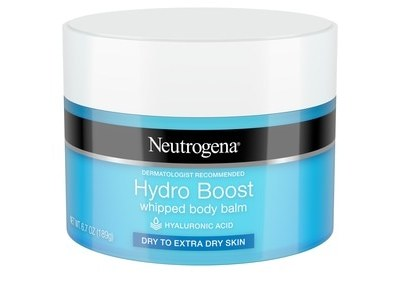 Neutrogena Hydro Boost Hyaluronic Acid Whipped Body Balm