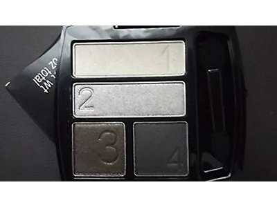 Avon True Color Eyeshadow Quad, Khaki Style, 0.176 oz