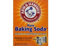 Arm & Hammer Pure Baking Soda, 8 Ounce (Pack of 3) - Image 2