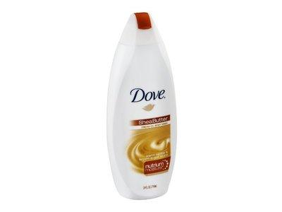 Dove Shea Butter Body Wash Warm Vanilla Brown Sugar 22 Fl Oz Ingredients And Reviews