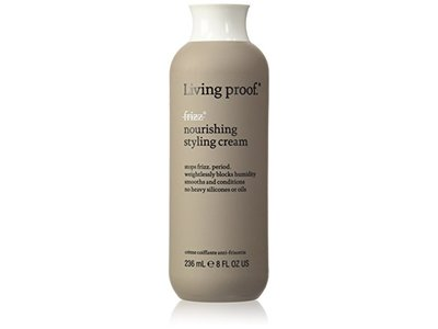Living Proof No Frizz Nourishing Styling Cream, 8 Ounce