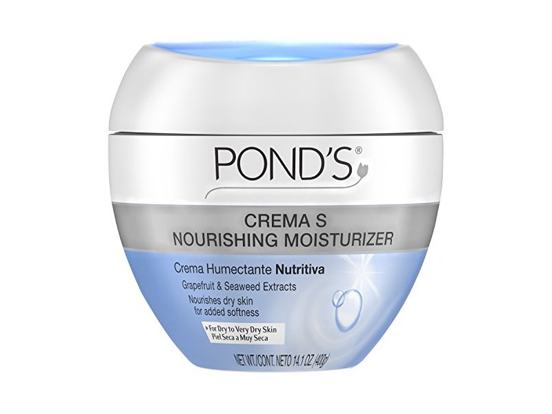 Pond's Crema S Nourishing Moisturizing Cream, 14.1 oz