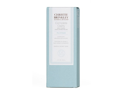Christie Brinkley Complete Clarity Daily Facial Exfoliating Polish, 10 mL