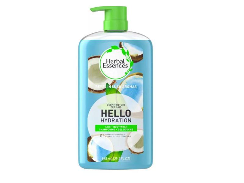 Herbal Essences Hello Hydration Shampoo And Body Wash, 29.2 fl oz / 865 ml