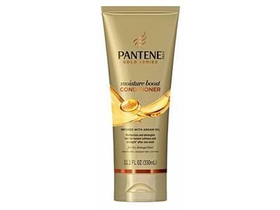 Pantene Gold Series Moisture Boost Conditioner, 11.1 fl oz