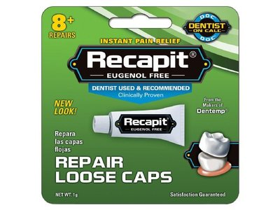 Recapit Cap And Crown Cement ,1 gm - Image 1