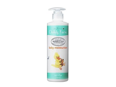 Childs Farm Baby Moisturiser, Very Mildly Fragranced, 250 mL