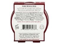 Badger Organic Muscle Rub, Cayenne & Ginger, 2 oz - Image 3