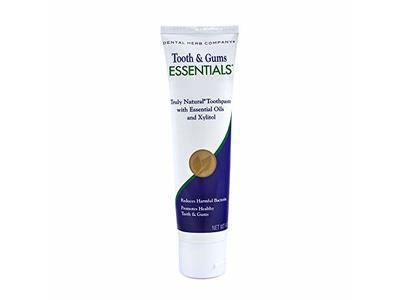 Dental Herb Company Tooth & Gums Essentials Toothpaste, 4 oz