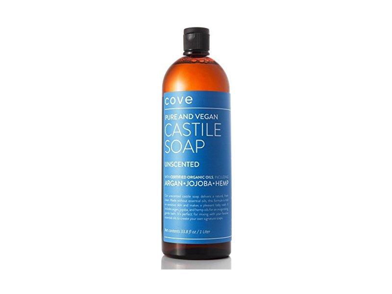 Cove Unscented Castile Soap 33.8 oz