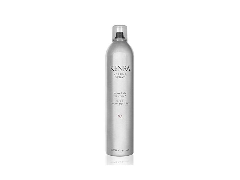 Kenra Volume Spray Super Hold Finishing Spray #25, 16 oz