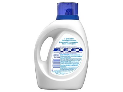 Tide Free and Gentle Liquid Laundry Detergent, 100 oz., 64 Loads - Image 5