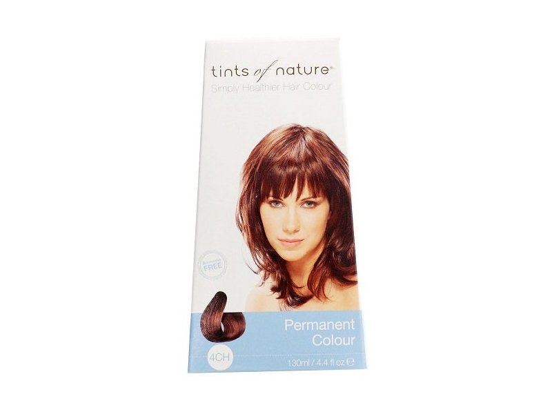 Tints of Nature Permanent Colour 4CH Rich Chocolate Brown -- 4.4 fl oz