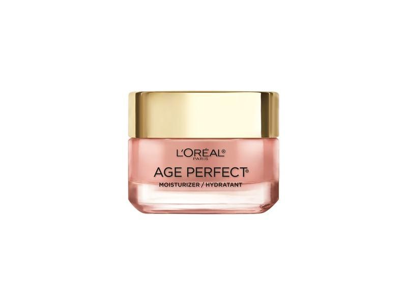 L'Oreal Paris Age Perfect Rosy Tone Moisturizer for Mature, Dull Skin