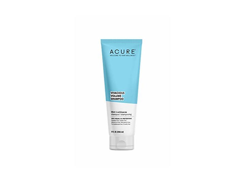Acure Vivacious Volume Shampoo - Mint & Echinacea, 8 fl oz