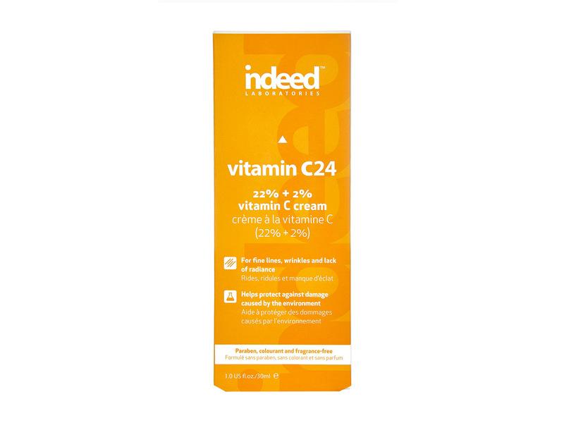 Indeed Laboratories Vitamin C24 Vitamin C Cream, 1 oz