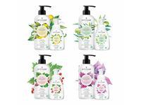 ATTITUDE Super Leaves, Hypoallergenic Hand Soap, Orange Leaves, 16 Fluid Ounce - Image 9