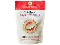 Method Smarty Dish Dishwasher Tablets, Pink Grapefruit, 20 Count - Image 2