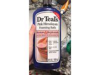 Dr Teal's Restore & Replenish Pure Epsom Salt & Essential Oils Pink Himalayan Foaming Bath, 34 oz - Image 3