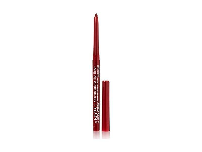 NYX Retractable Lip Liner, Dark Red, 5 g