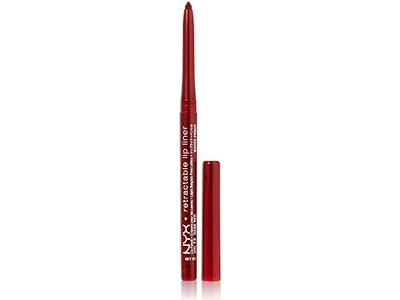 NYX Retractable Lip Liner, Dark Red, 5 g