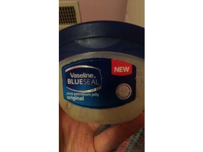 Vaseline Blueseal Pure Petroleum Jelly, Original, 100 mL - Image 3