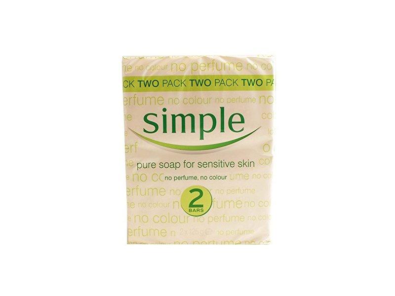 Simple Pure Soap, 4.4 oz
