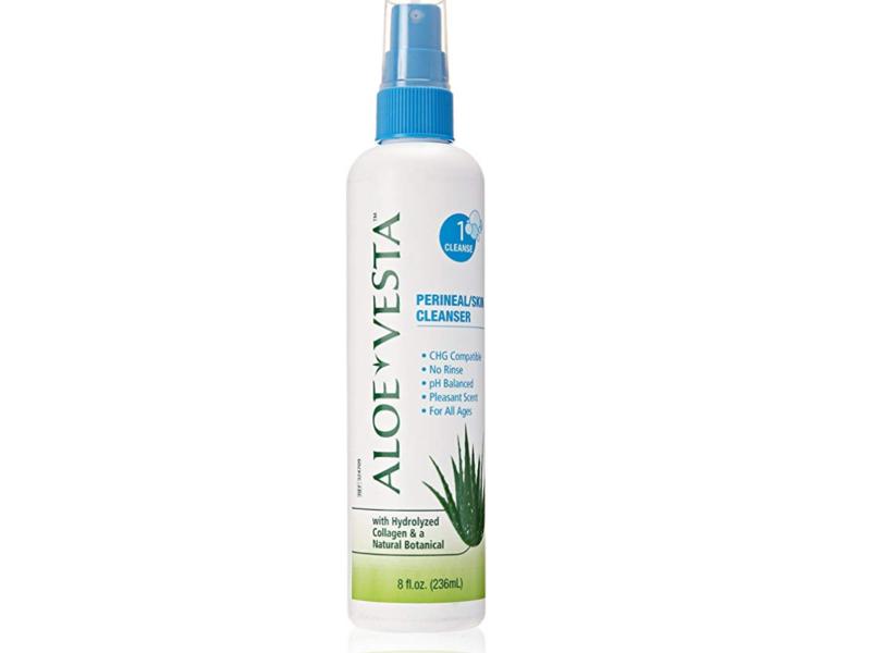 Aloe Vesta Perineal/Skin Cleanser, 8 oz