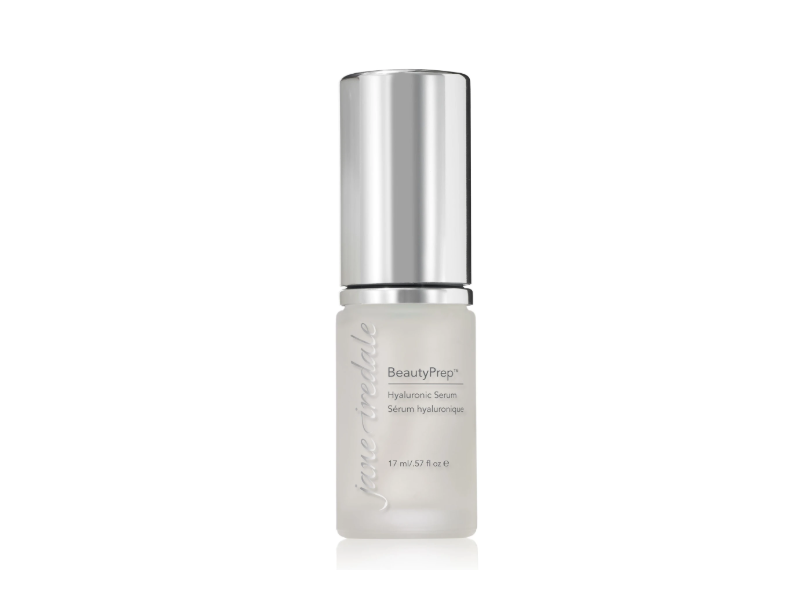 Jane Iredale BeautyPrep Hyaluronic Serum, 0.57 fl oz/17 mL