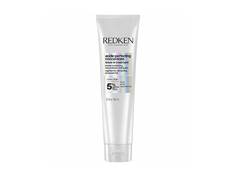 Redken Acidic Perfecting Concentrate Leave In Treatement, 5 fl oz/150 mL