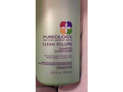Pureology Clean Volume Shampoo, 8.5 fl oz - Image 4