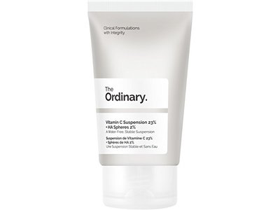 The Ordinary Vitamin C Suspension 23% + HA Spheres 2%, 30ml