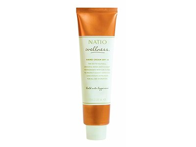 Natio Wellness Hand Cream SPF 15, 100ml