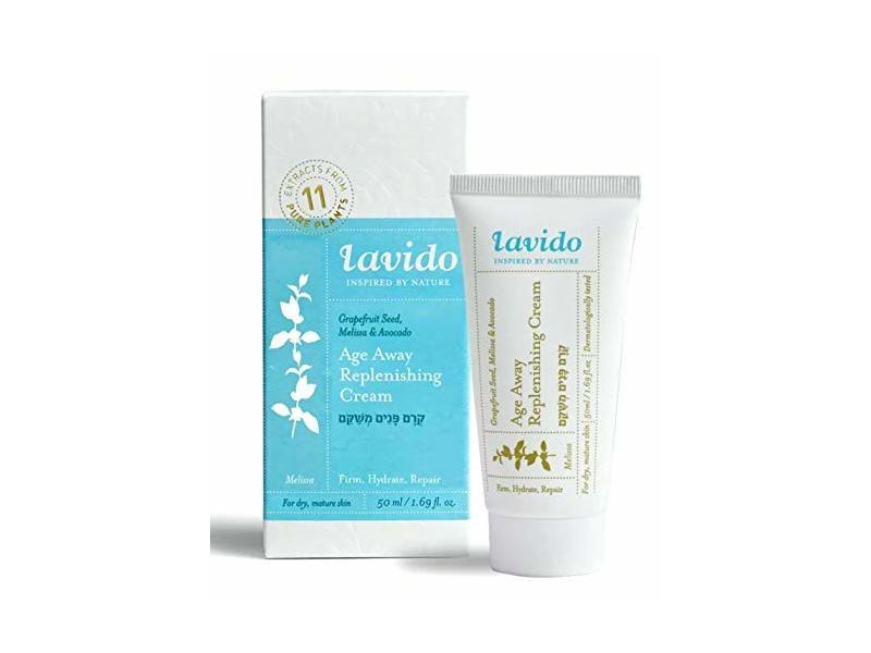 Lavido Age Away Replenishing Cream, 1.69 oz