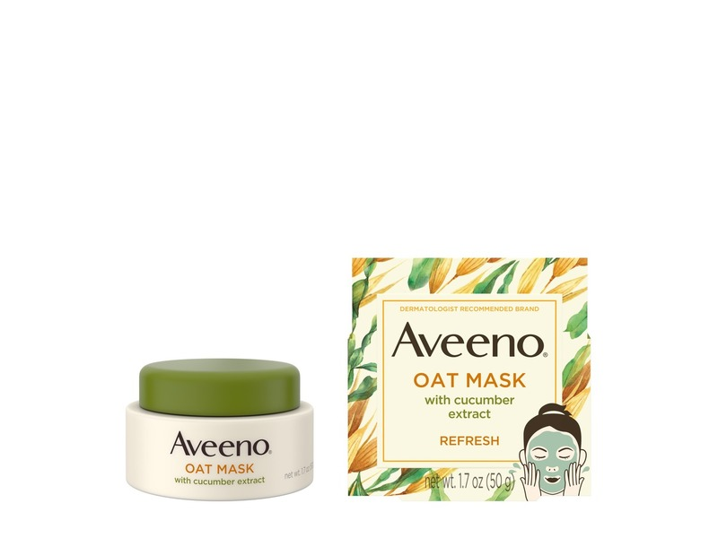 AVEENO® Oat Mask with Cucumber Extract